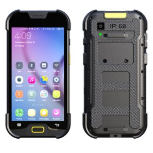 4G Lte Ultra Rugged Smartphone, IP68 Rated, 2+16GB, IPS Sunshine Visible Panel, Glove Touch Supported pictures & photos