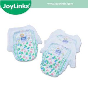 Pant Style Cotton Waistband Pull Diapers, Baby Diaper pictures & photos