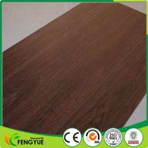 Lvt Wood Grain Vinyl Plank Flooring pictures & photos