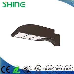 LED Shoebox Light Parking Lot Fixture 100W CREE Replace 250-400W Metal Halide Mh pictures & photos