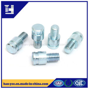 High Strength Steel Bolt Zinc Plated pictures & photos