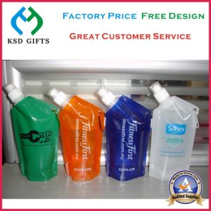 Hot Selling Foldable Outdoor Climbing Eco-Friendly Wallte Bottles pictures & photos