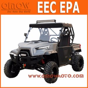 EEC EPA Road Legal 800cc UTV 4X4 pictures & photos