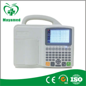 Digital Six Channel ECG Machine pictures & photos