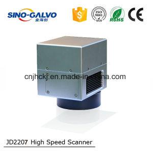 Jd2207 Scanning Galvanometer for Fiber Laser Marking Machine pictures & photos
