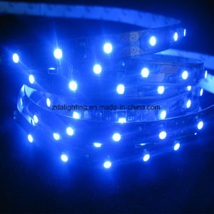 120LEDs/M 12V-24V SMD3528 Green LED Strip Light pictures & photos