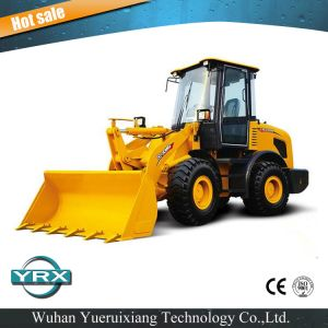 Approved 2 Tons Mini Loader pictures & photos