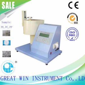 Melt Flow Index Mfi Testing Machine (GW-082A) pictures & photos