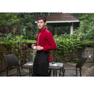 New Design Customized Comfortable Hotel Restaurant Waiter Uniform pictures & photos