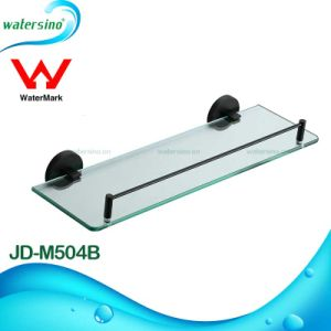 Matte Black Electroplating Future-Proof Bathroom Rack pictures & photos