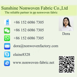 PP Spundbond Nonwoven Fabric for Agriculture pictures & photos