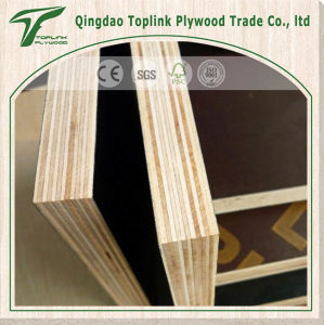 16mm Thickness Brown Film Faced Plywood pictures & photos