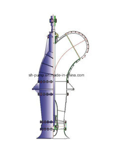 Zl Types Urban Water Supply Drainage Pump pictures & photos