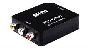 RCA to HDMI Converter pictures & photos
