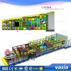 Vasia High Quality Children Fun Park Indoor Playground pictures & photos