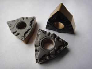 Tungsten Cemented Carbide Inserts Knux with Coating pictures & photos