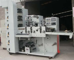 Flexo Printing Machine 5 Color pictures & photos