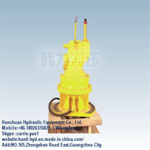 (Hyundai 220-5) Hyundai Excavator Hydraulic Rotary Swing Motor for Sale pictures & photos