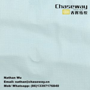 Garment Fabric of Grid Texture 50%Rayon+50%Polyester