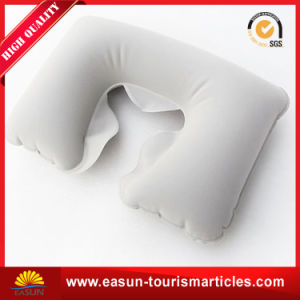 Custom Inflatable Travel Air Neck Pillow pictures & photos