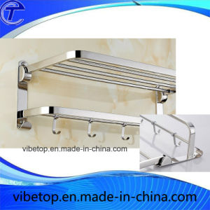 High Quality Stainless Steel Multifunctional Towel Holder Suppliers pictures & photos