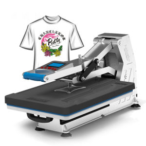 High Pressure Drawer Type T-Shirt Sublimation Heat Press Machine (ST-4050) pictures & photos