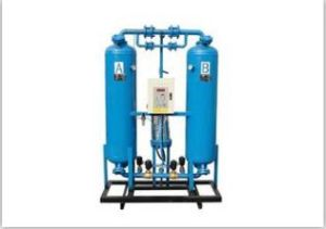 Industrial Spare Parts Air Compressor Blue Two Tube Air Dryer pictures & photos