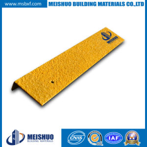 Heavy Duty Antislip FRP Nosing for Steel Stair Step pictures & photos