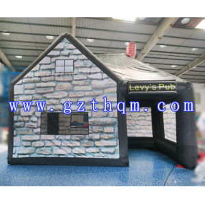 Inflatable Pub Tent for Party Drinking/Commercial Digital Printed Inflatable Bar Party Tent pictures & photos