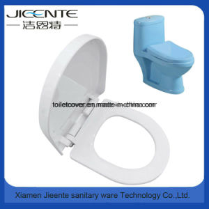 Toilet Seat and Cover for Kindergarten Kids PP Safe pictures & photos