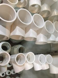 Factory Driect Selling Schedule 40 PVC Pipe Fittings (ASTM D2466) pictures & photos