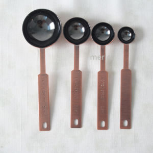 4 Sizes Stainless Steel Electroplated Measuring Scoop pictures & photos
