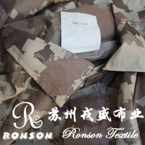 Camouflage Nylon Oxford N6&N66 pictures & photos