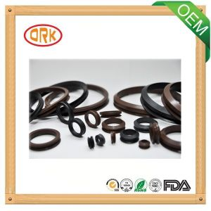 Colored FKM Oil Resistance Rubber V Ring pictures & photos