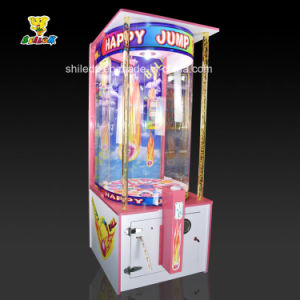 Coin Operated Lottery Redemption Game Machine, Jumping Ball Redemption Game Machine pictures & photos
