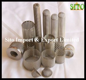 Stainless Steel Plain Woven Wire Mesh for Cap Type Filter pictures & photos