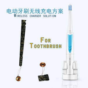 Wireless Charger Solution for Electric Toothbrush pictures & photos