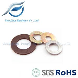 Round Flat Brass Washer Hardware Fasteners pictures & photos