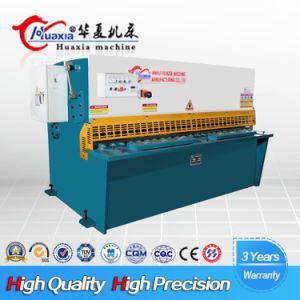 Upmarket and 2017 New Shearing Machine Product, Hydraulic Automatic Swing Shearing Machine Design pictures & photos