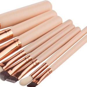 New Hot Sale 8PCS Makeup Brush Set Private Label Accept pictures & photos