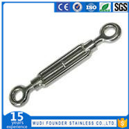 Stainless Steel Ss304 or Ss316 DIN1480 M16 Turnbuckle pictures & photos