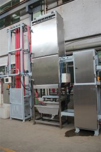 Lifting Sling Webbings Continuous Dyeing&Finishing Machine pictures & photos