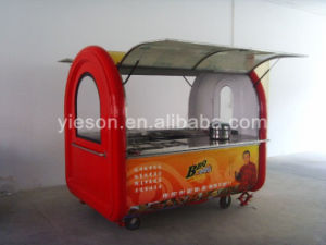 Ys-Bho230   Multifunction Mobile Hot Dog Cart Street Food Kiosk pictures & photos
