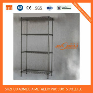 Hot Sale Metal Chrome Wire Flowers Shelf for Armenia pictures & photos