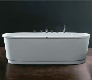 Air Bubble Bathtub with Ce Upc Certficate pictures & photos