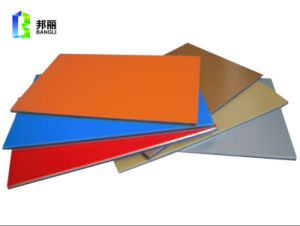 Exterior Panel  Aluminum Composite Cladding Decorated Material pictures & photos