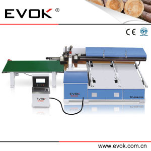 Newest Design Intelligence Wood Furniture Wide Board Automatic Cutting Saw Machine with 90 Degree (TC-898-700) pictures & photos