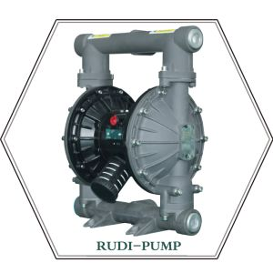 1-1/2 Inch Air Operated Diaphragm Pump pictures & photos