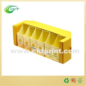 Cardboard Display Slide Paper Box for Tea Box (CKT-CB-313)