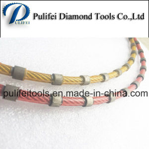 Quarry Stone Cutting Marble Granite Sandstone Diamond Wire Saw